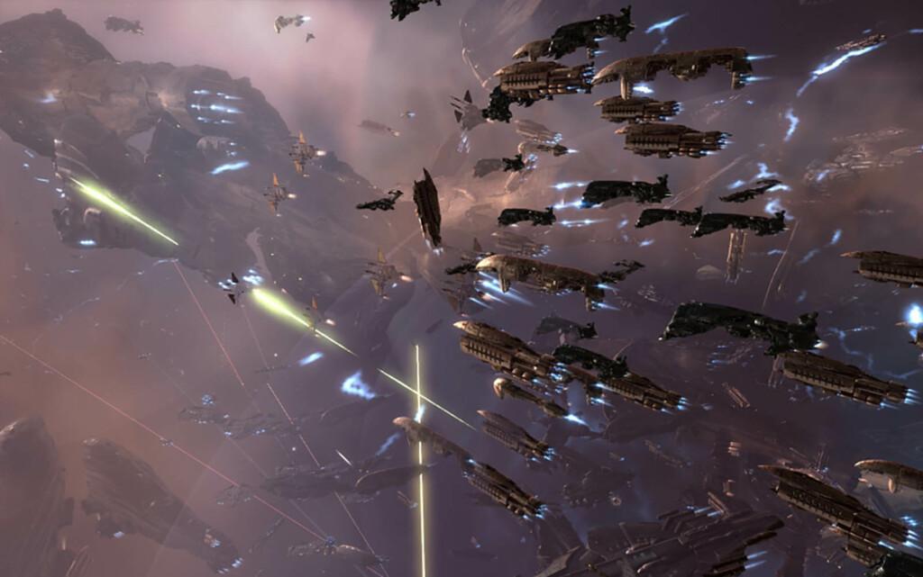 Eve Online ist ein spannendes Online game