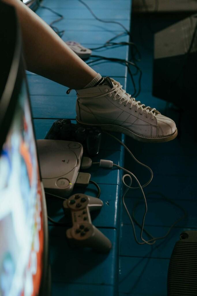 Auch mit einer Retro Konsole kann man online games spielen