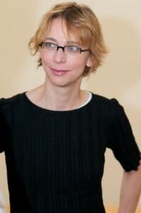 Professor Linda Breitlauch von der Hochschule Trier ist Expertin für Social Games