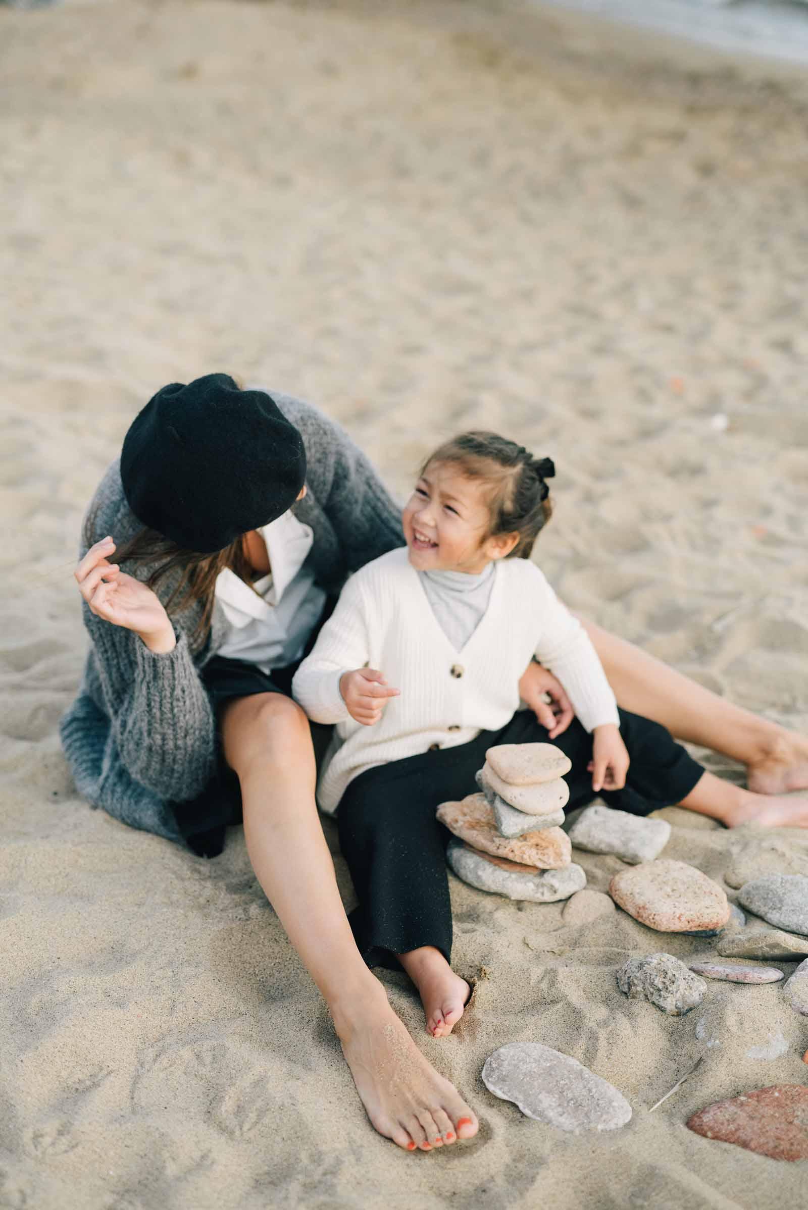 Kur Klinik an der Ostsee mit Mutter und Kind