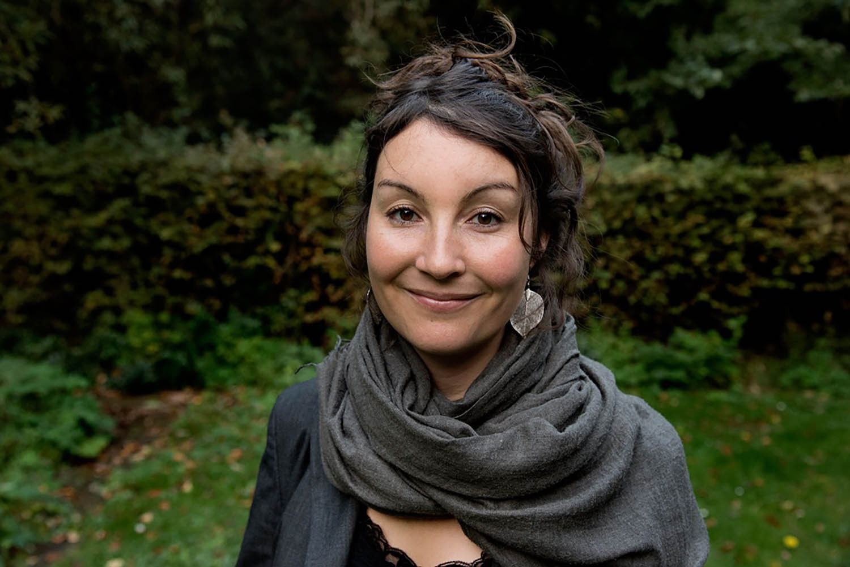 Achtsamkeitstrainerin Anne Hackenberger