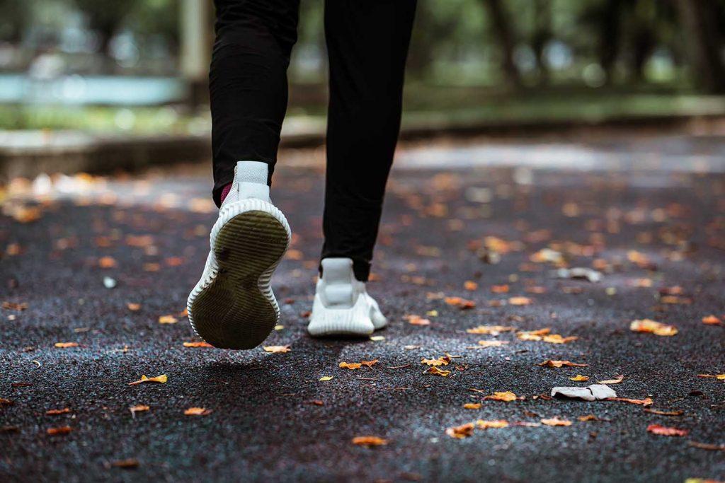 Schritte zählen
