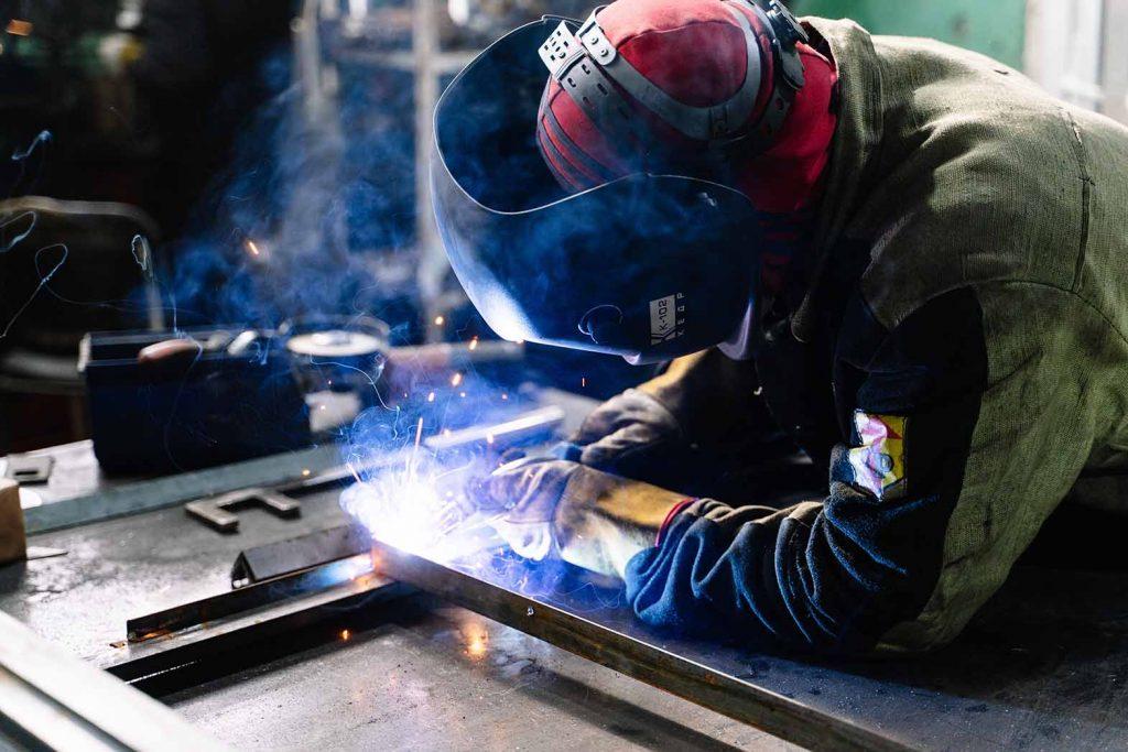 Jobs in der Metallindustrie