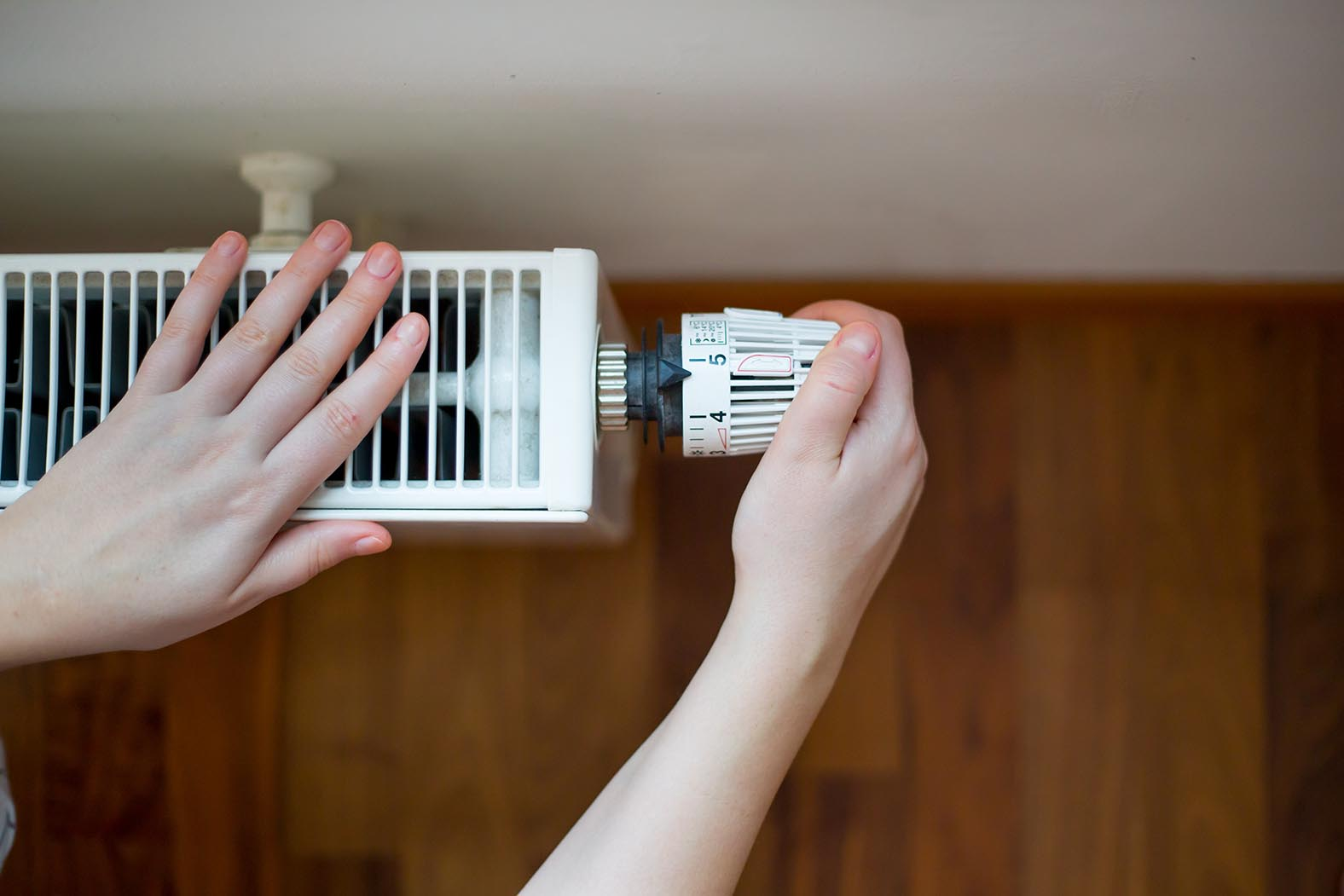 Heizkörper Thermostat prüfen