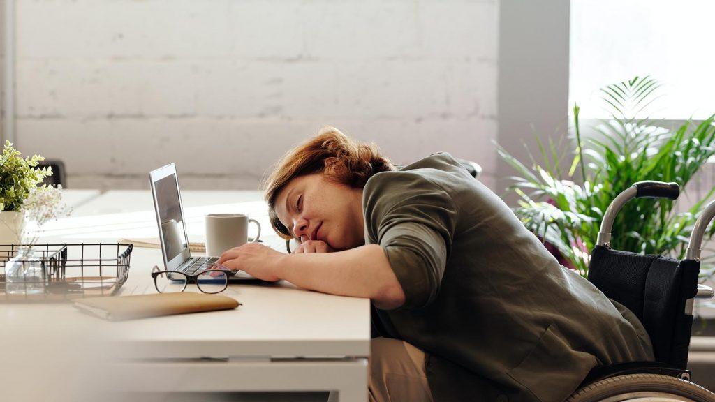 Die Work-Life Balance hängt für selbstständige vor allem von einer guten Organisation und Struktur ab.