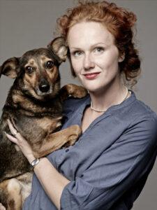 Tierpsychologin Maren Lena Ziemens