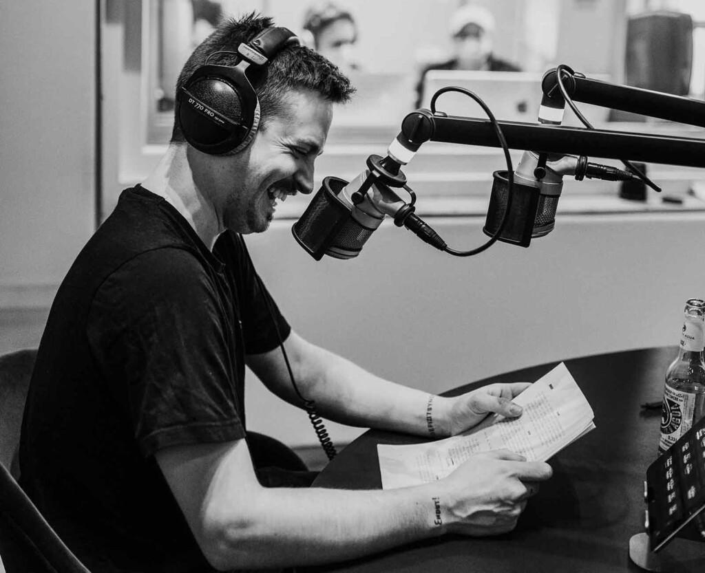 Marti Fischer ist Host der neuen Podcast Empfehlung Podcasts der Podcast