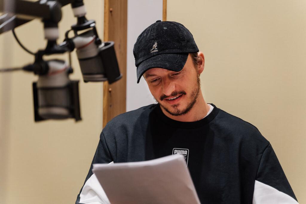 Podcaster Tommi Schmitt