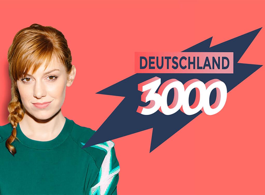 deutschland 3000 podcast cover