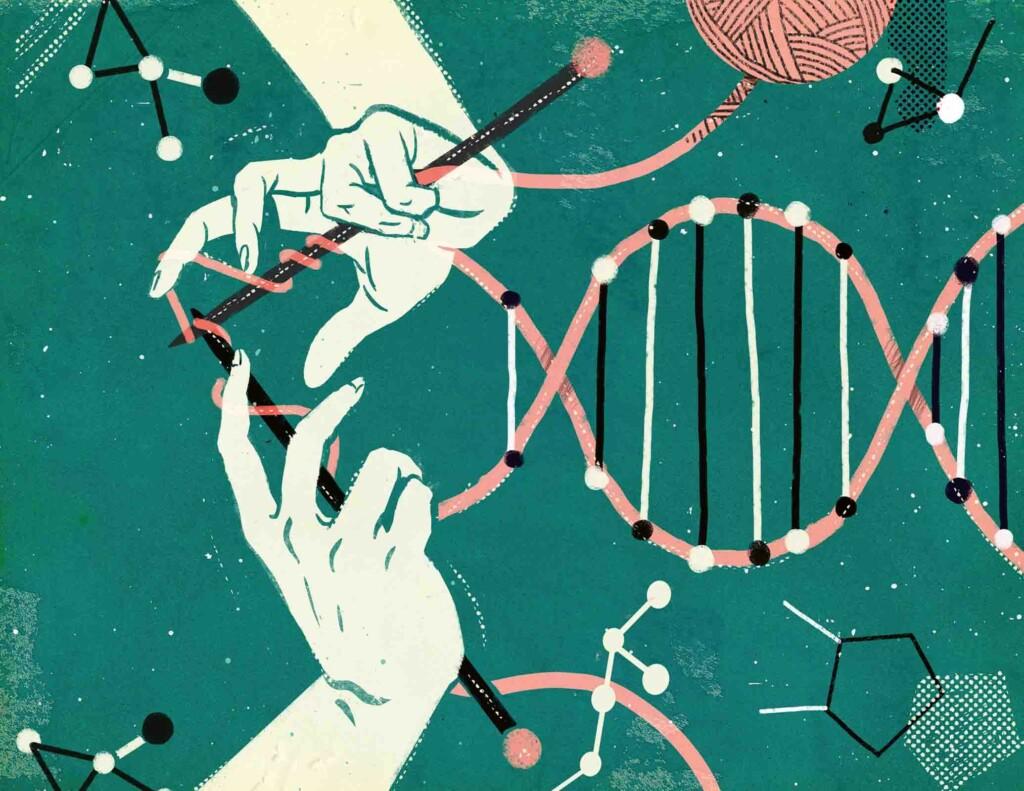 Mit DNA-Analyse kann man Ahnenforschung betreiben