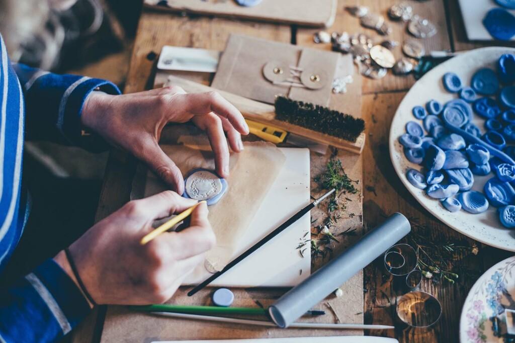 Kreativen Nebenjob finden
