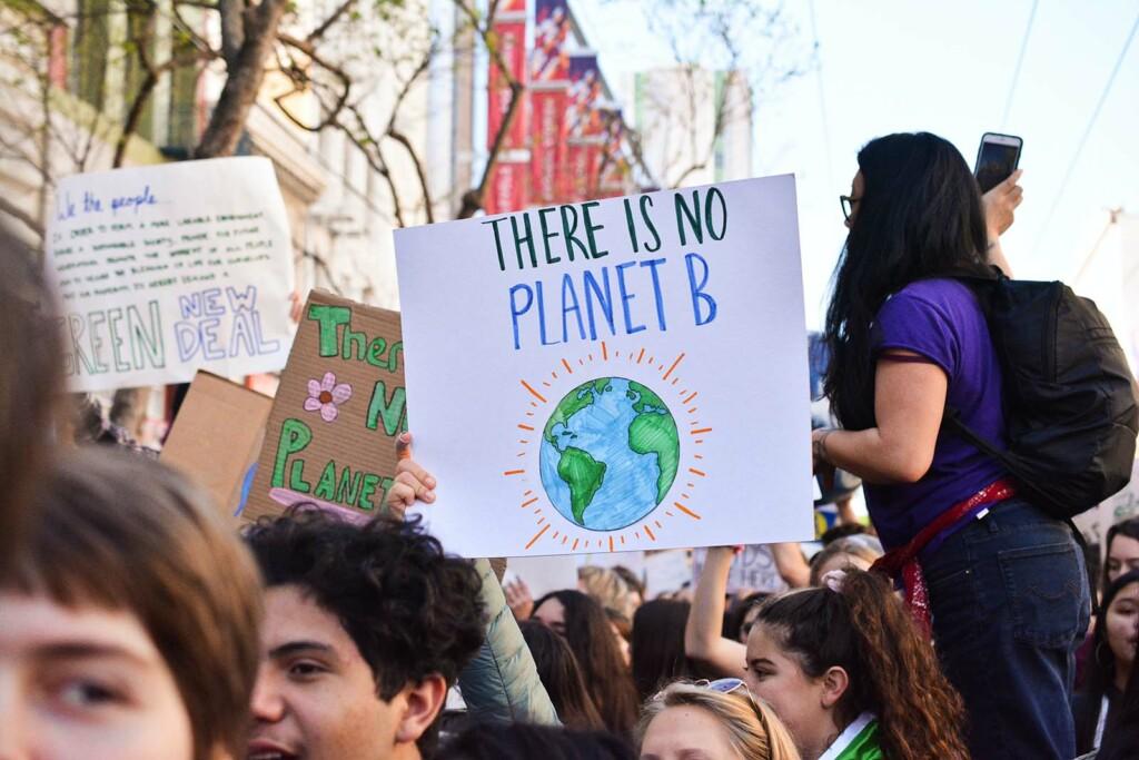 Klimastreik von Fridays for future