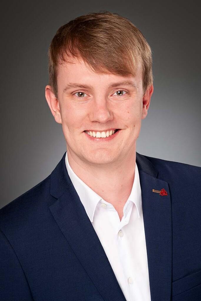 Jan Phillip Lehmker Experte von der Agentur für Arbeit