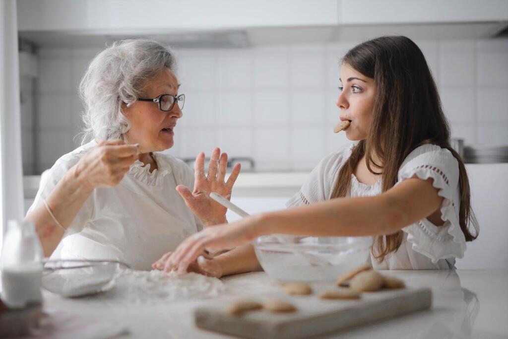 Wohnung finden indem man bei älteren Leuten anfragt
