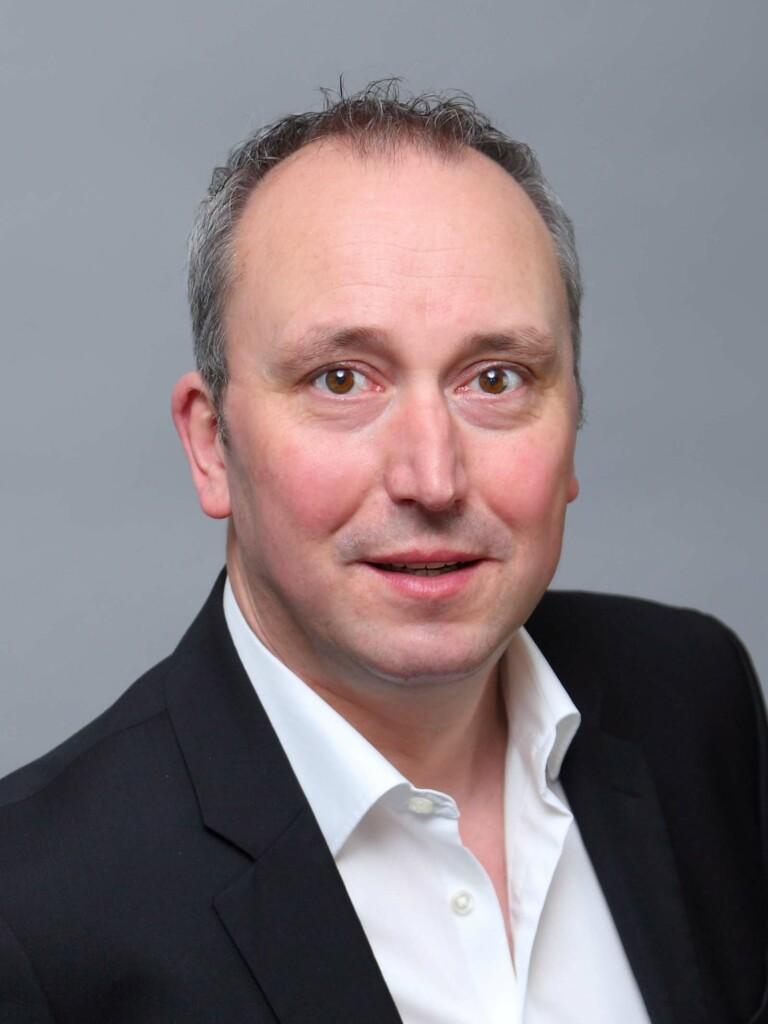 Experte für Blutspende Markus Baulke