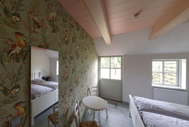 Gulfhof Klein Schulenburgerpolder Schlafzimmer